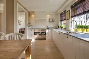 Küchen Wandtattoo