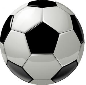 Wandtattoo Fußbal für Fans